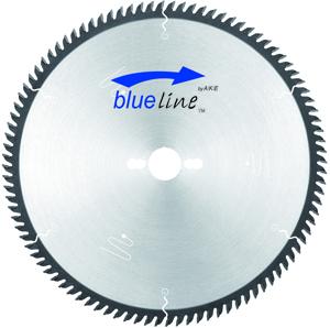AKE Blueline Aluminiumkreissägeblatt, positiv ∅200mm - 350mm