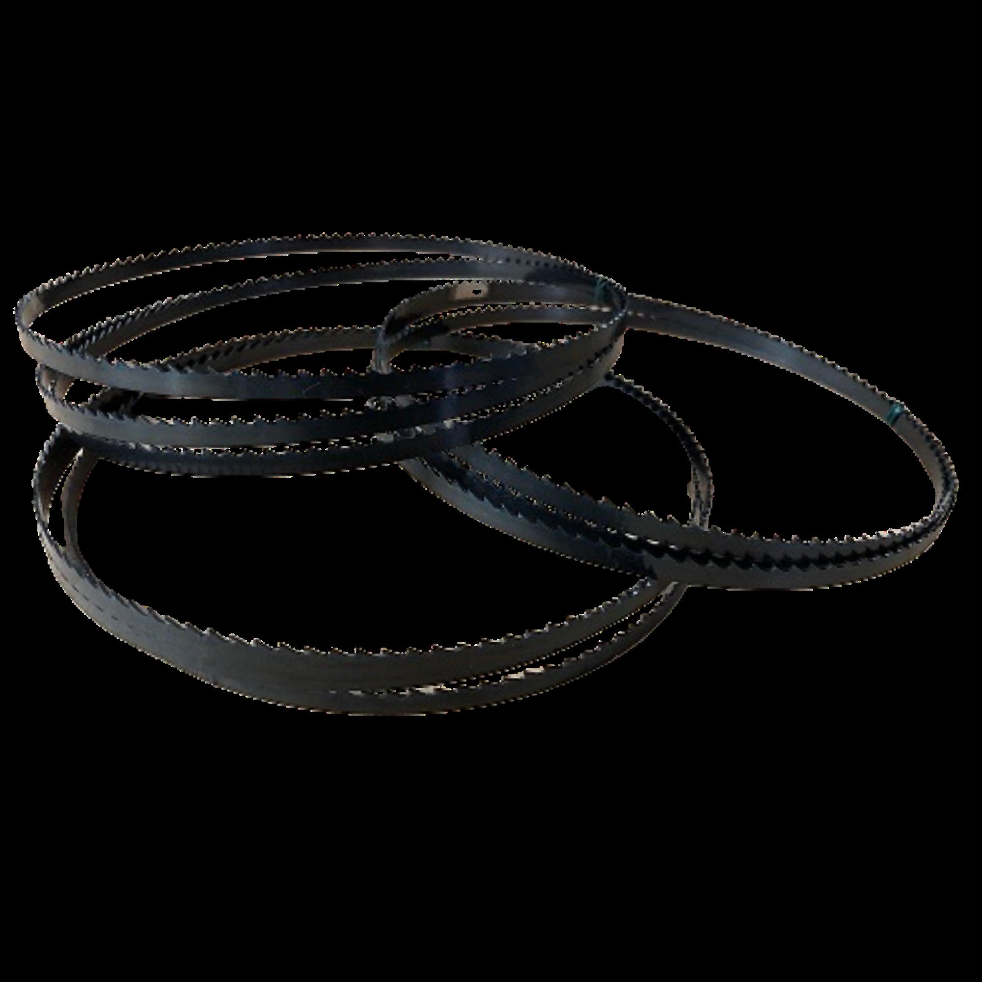 3x Bandsägeblätter 1430mm x 6mm x 0,65mm 6ZpZ