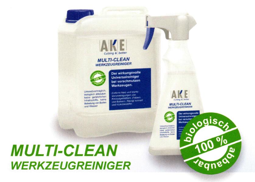 AKE Multi-Clean - Universelles Reinigungsmittel
