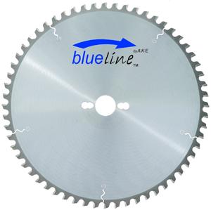 AKE Blueline Holzwerkstoffkreissägeblatt - Hohlzahn, negativ Ø220mm - 350mm