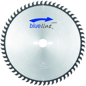 AKE Blueline Holzwerkstoffkreissägeblatt - Hohlzahn positiv Ø160mm - 350mm