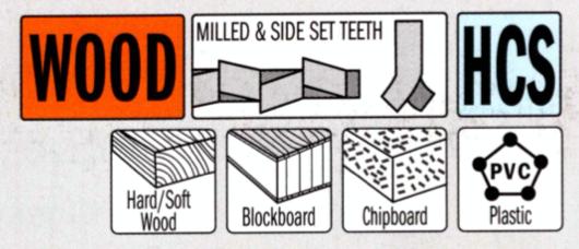 CMT 22 mm Sägeblatt für Tauch- und Bündigschnitt in Holz